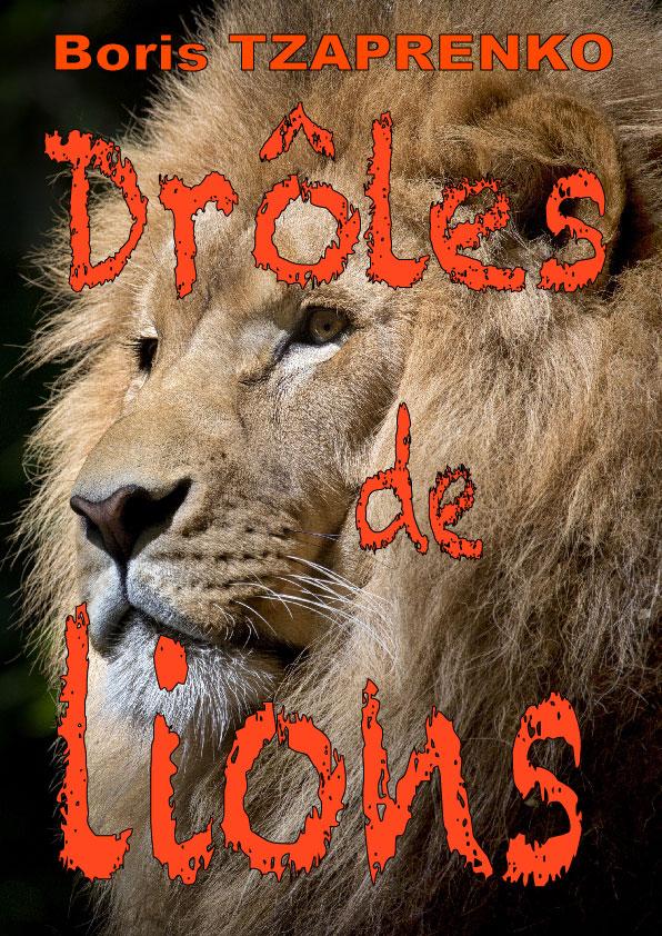 Drôles de lions