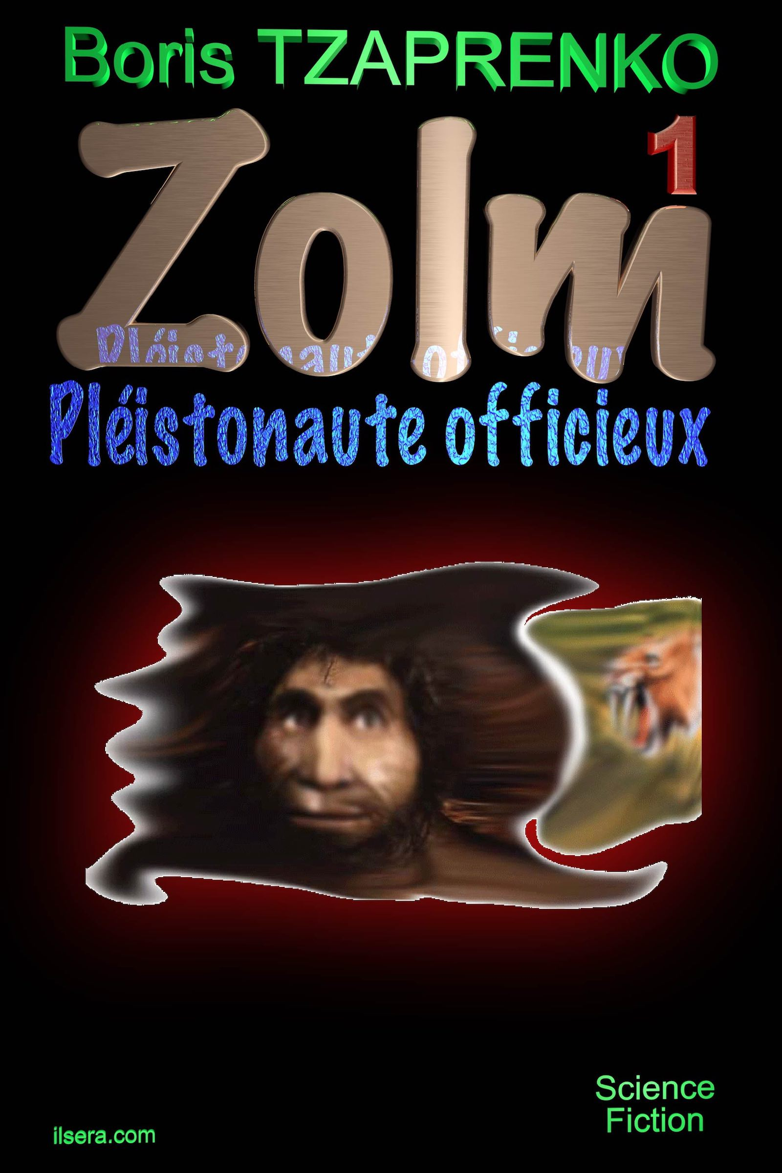 Couverture Zolm 1