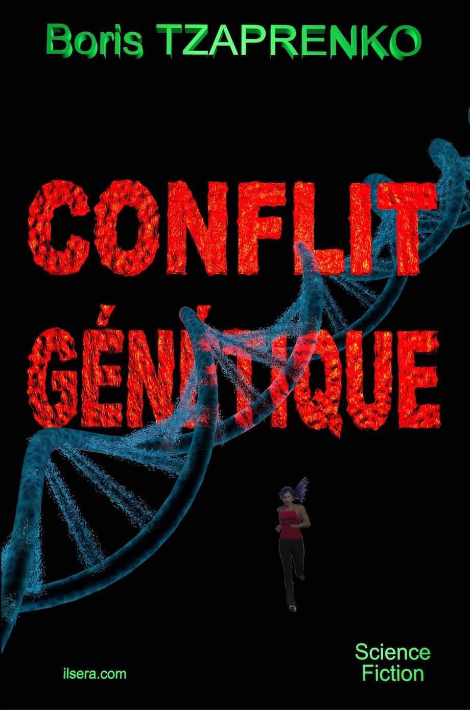 Couverture Conflit génétique